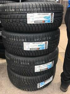 FOUR NEW 245 / 55 R19 HANKOOK WINTER ICEPT EVO -- VENZA