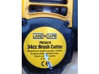 Landxcape brush cutter