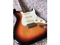 Fender stratocaster Classic Player 60s strat 2015