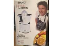 JAMES MARTIN WAHL JUICER