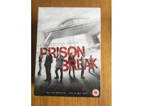 Prison Break complete box set unopened in wanted gift