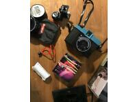 Diana F+ lomography camera bundle