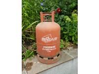 11kg gas bottle empty