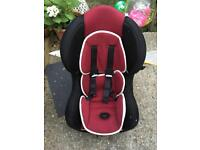 Mothercare childs car seat