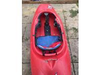 Dagger kayak play canoe