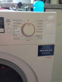 Bosch washing machine. 6 months old. Full working order.