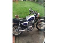 lexmoto vixen 125 motorcycle