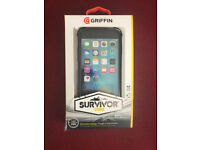 Griffin Survivor core iPhone 6 & 6s phone cover for sale