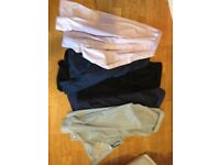 5 Mens Shirts size 15.5 and size 16