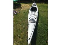 Ellie Strait 140 XE Touring Kayak/Canoe