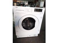 beko 8kg integrated washing dryer wdix8543100 (ex display) #191