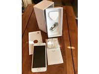 Apple iPhone 6: 64GB Silver. Absolutely Pristine!