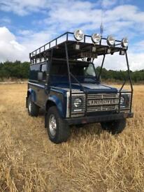 1999 Land Rover Defender 90 TD5 County
