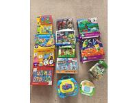 Selection of games and puzzles for 3 year old