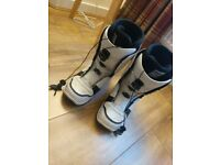 THIRTYTWO STW BOA Size 12 SNOWBOARD BOOTS
