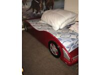 **SOLD**. Kids Car Bed **FREE**
