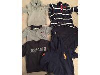 Boys Armani Ralph Lauren d&g clothes for sale