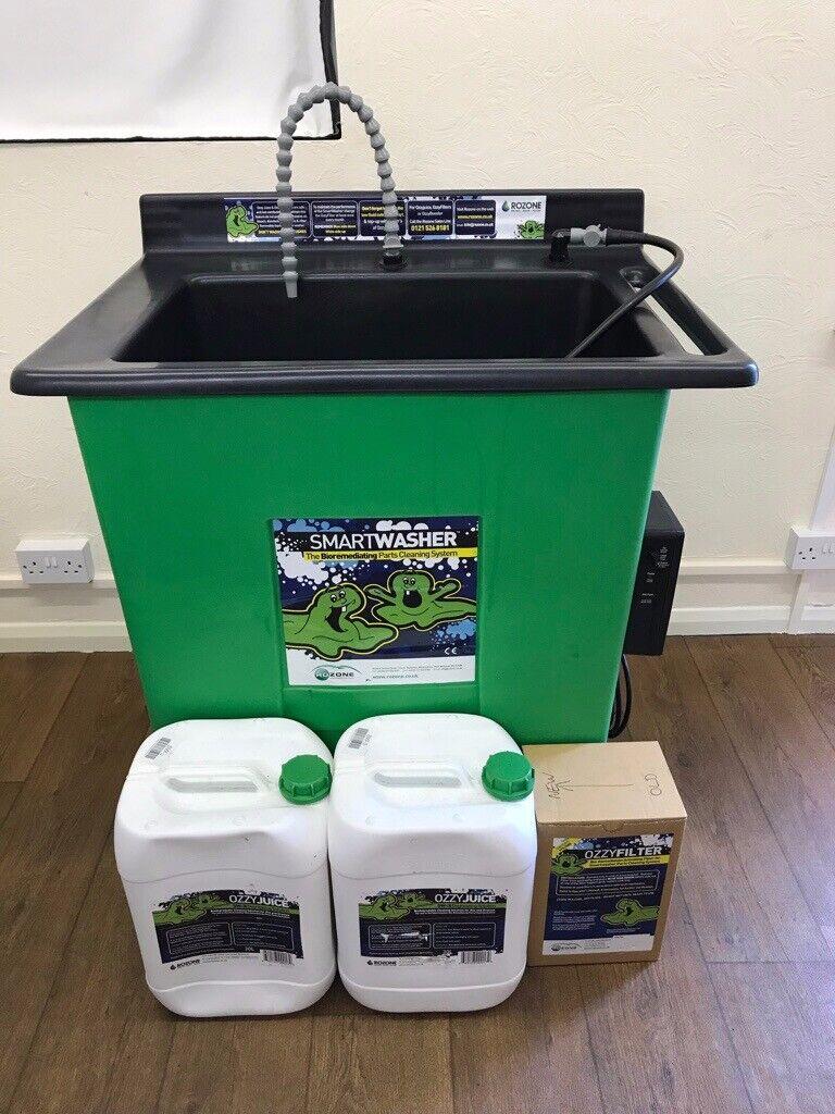 Rozone PCS25 Smartwasher (Bioremediating Parts Washer) | in Aldershot,  Hampshire | Gumtree