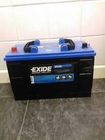 Exide leisure battery 115 ah