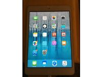iPad Mini 2 32gb - cracked screen - works perfectly