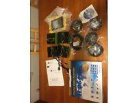 CCTV Security Camera, Outdoor Cameras, Recorder, Cables, Home Surveillance System