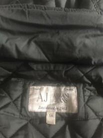 Armani jacket from bista cost £230 XL