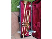 Yamaha trumpet YTR 1335 - great for beginners
