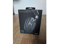 Bowers & Wilkins P5 Wireless - Bluetooth On-Ear Headphones - Black for sale  West Ealing, London