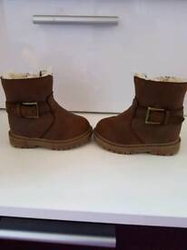 Mothercare boots size 2