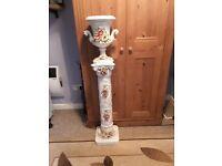 Jardinair and pedestal