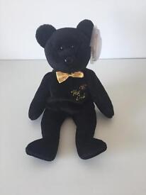 The End Beanie Baby Bear