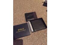 Ralph Lauren/ted baker wallet