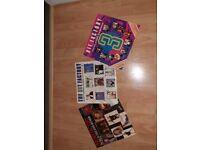 3 x hit factory vinyl LPs saw pwl 80's