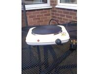 Electric Hot Plate, compact and easy to use
