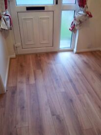 Laminate floor fitters