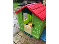 Little Tikes Playhouse with Magic Doorbell - £45