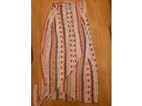 Chiffon Beach Wrap Skirt