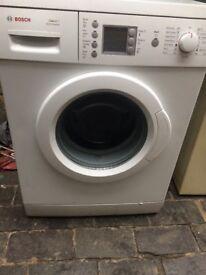 Bosch washing machine excellent condition Free delivery installation