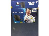 PS4 Pro 1TB Fifa 18 Bundle