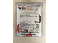 Indicators for a bike fairing