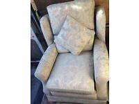 Free 2 seater couch and 1 chair need gone asap