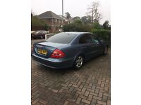 Mercedes e class 2006 Fab condition must be seen to be appreciated Very well maintained A bargain !!