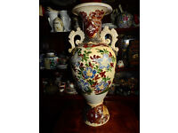 very-very large size of antique vase (Asian)
