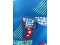 """Baby swimming suit body warmer in one piece - """"Splash About"""" brand"""