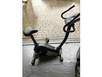 Roger Black exercise bike .