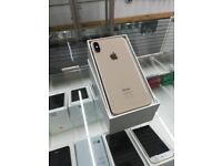 🔥Buy With Confidence - MINT Condition iPhone XS MAX 64GB GOLD - Unlocked - Boxed 🔥
