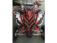 Yamaha Raptor 700 Quad 2011 Twin Exhausts 11,000miles Twin Exhausts /Road Legal /Top Spec/Extras