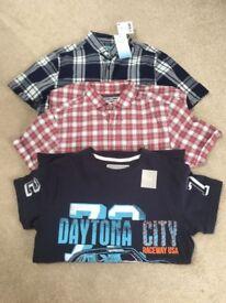 3 boys Next shirts / T-shirt. Age 12 years