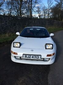 MR2 a little piece of Toyota history, in the form of an exceptional Rev 3 2.0 16 valve T Bar