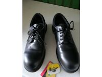Doc Martin Safety shoes size 9